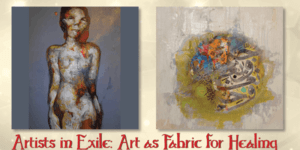 Artists in Exile: Art as Fabric for Healing @ Seekers Church | Washington | District of Columbia | United States